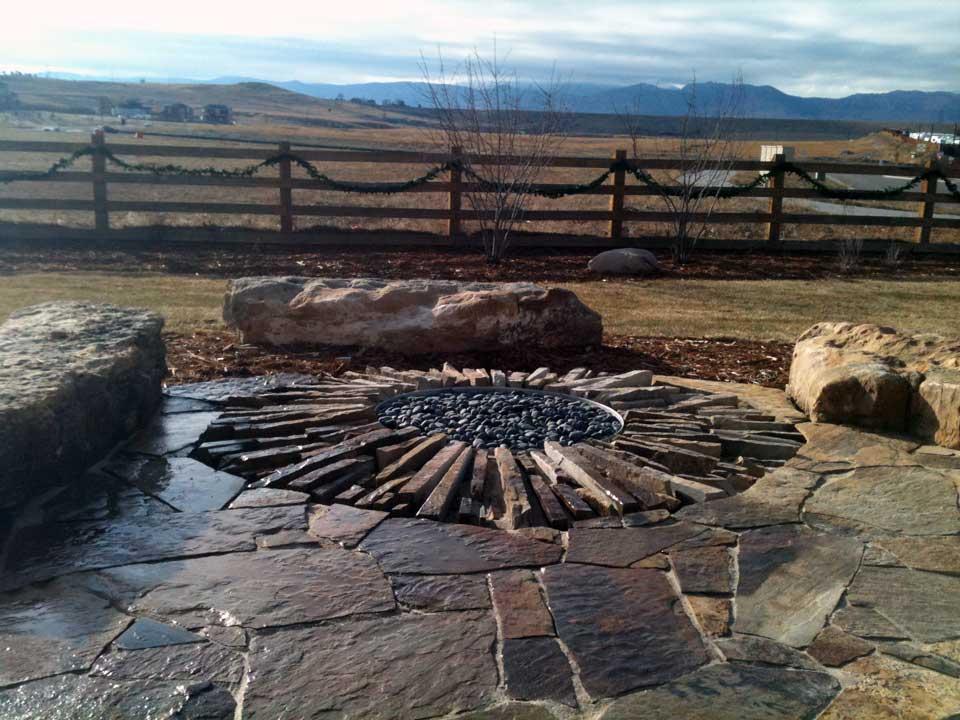 Inground Fire Pit Diy