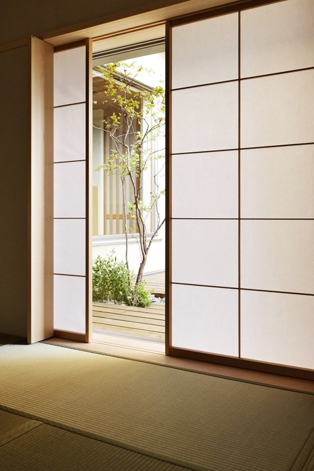 Japanese Sliding Doors For Beauty and Zen