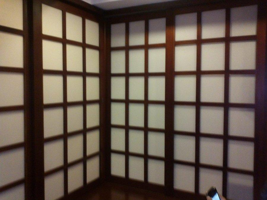 Japanese Sliding Room Dividers