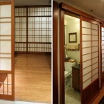 Japanese Sliding Screen
