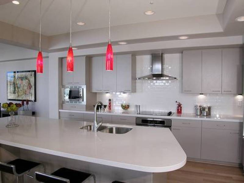 Kitchen Island Pendant Light