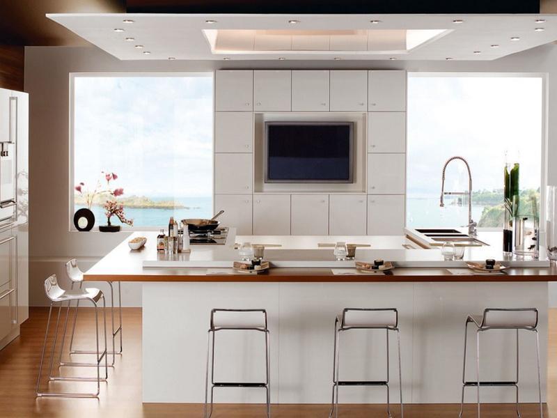 Kitchen Island With Dishwasher