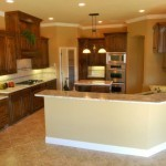 Kitchen Recessed Lighting Led