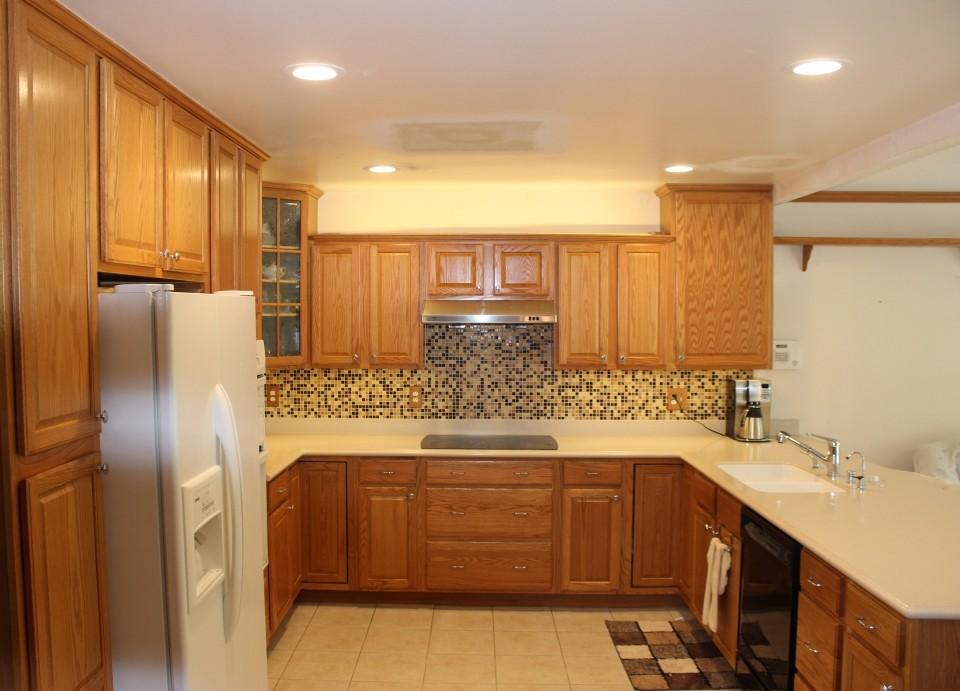 Kitchen Recessed Lighting Ing A