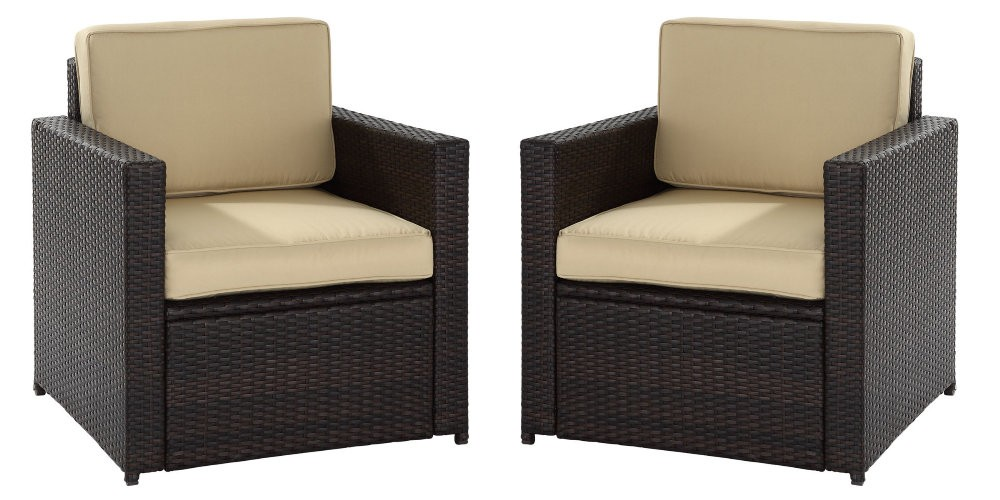 Outdoor Wicker Daybeds