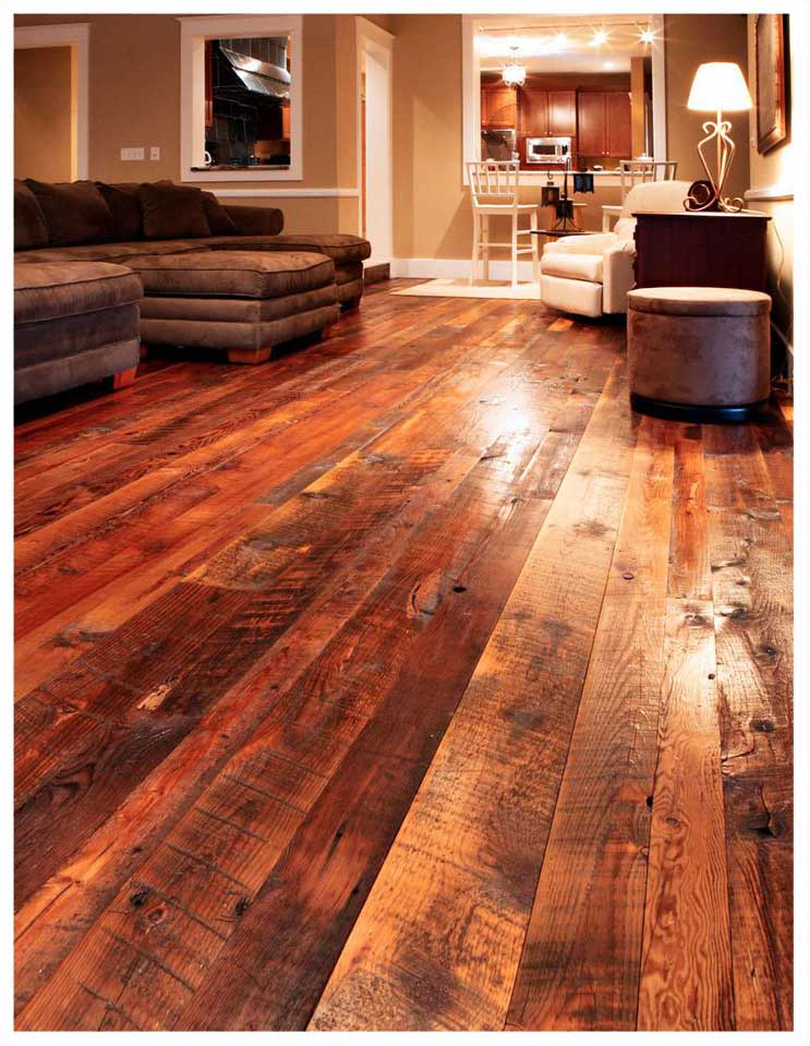 Reclaimed Wood Flooring Dallas