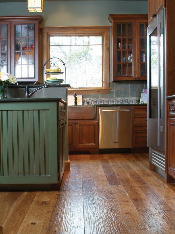 Reclaimed Wood Flooring Denver