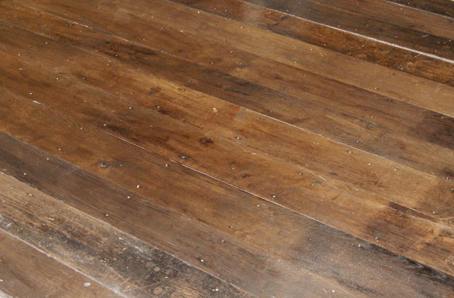 Reclaimed Wood For Flooring