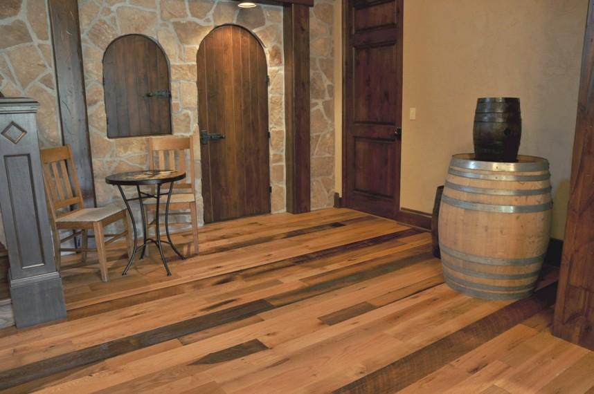 Reclaimed Wood For Floors