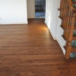 Refinising wood floors diy