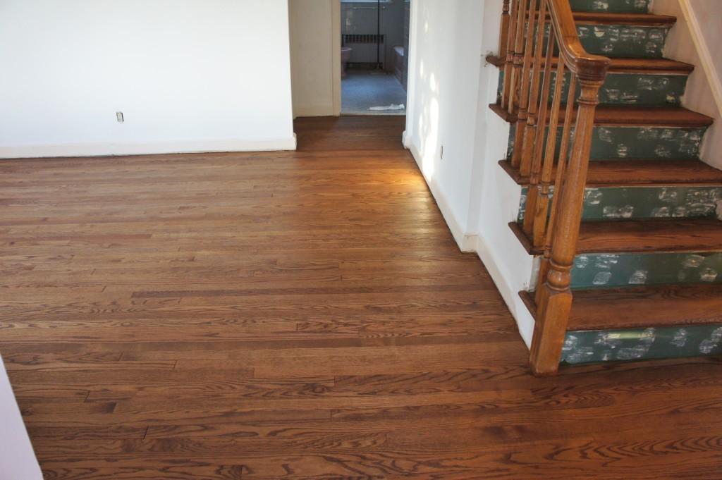 Refinising Wood Floors Diy