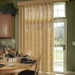 sliding doors curtains