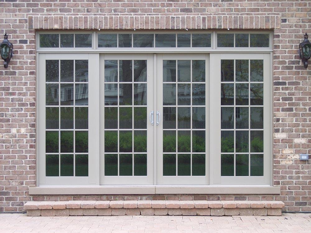 Sliding Glass Door Frame