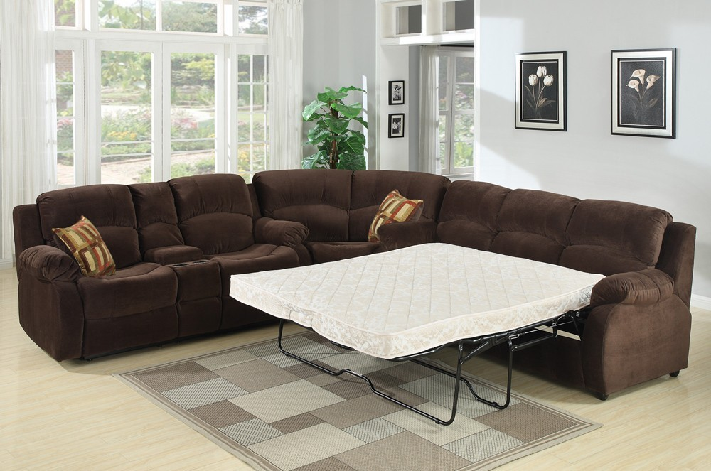 Sofa Bed With Mattress