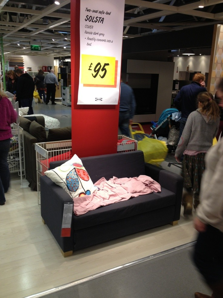 Solsta Ikea Sofa Bed Review
