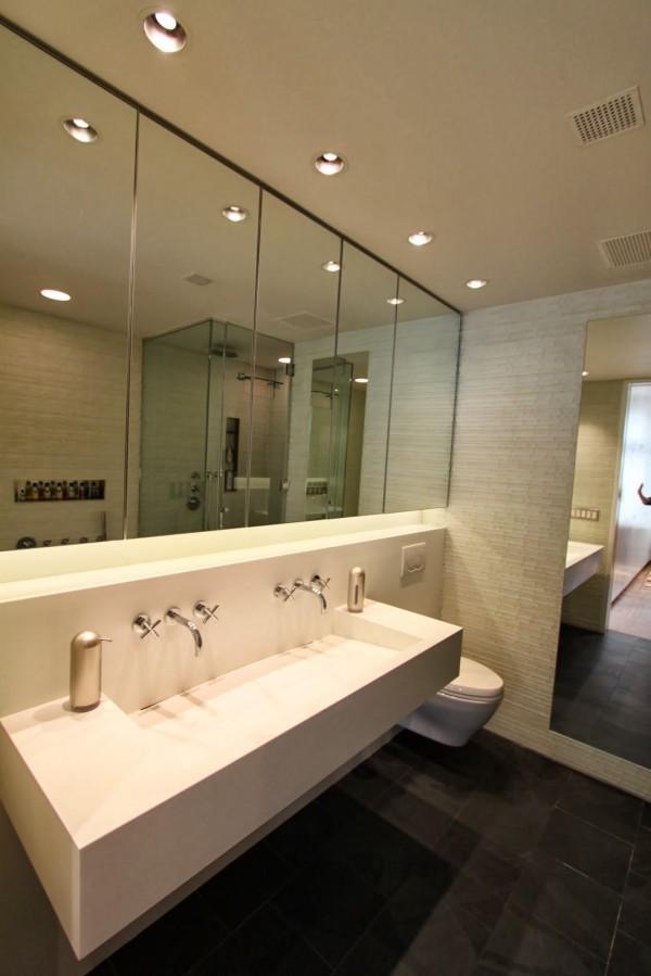 Trough Sink For Bathroom