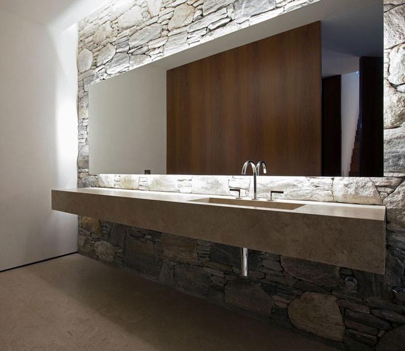 Trough Sink Vanity