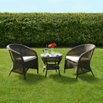 How to Choose the Best Wicker Bistro Set