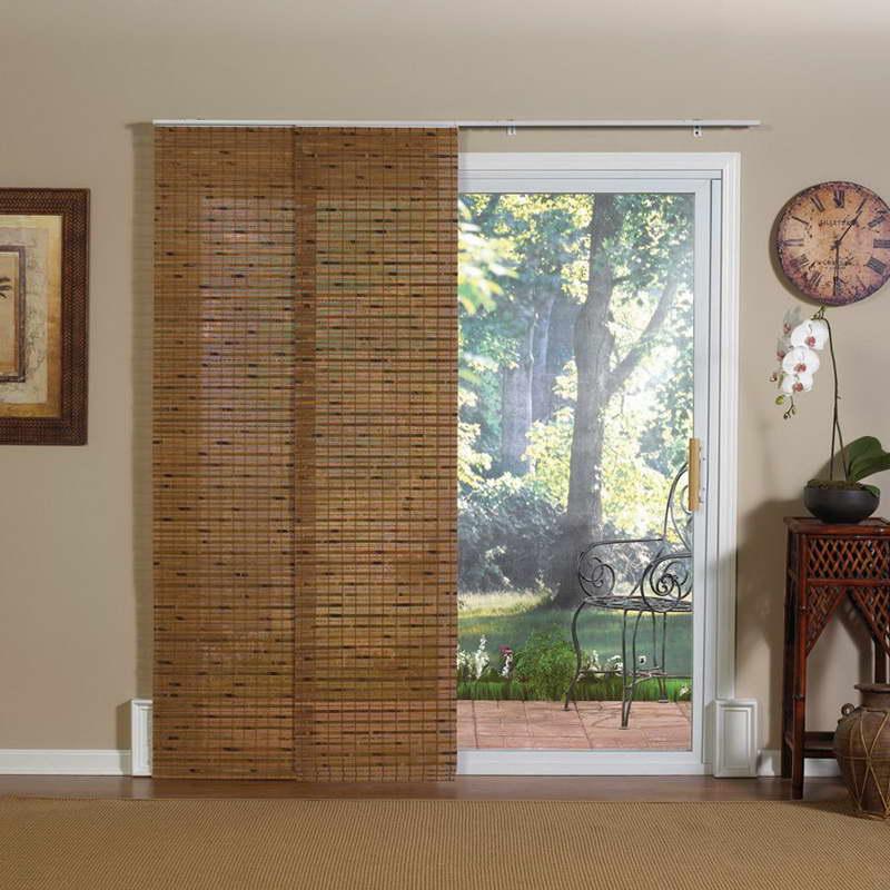 Window Treatment For Glass Door
