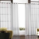 Window Treatment For Patio Doors