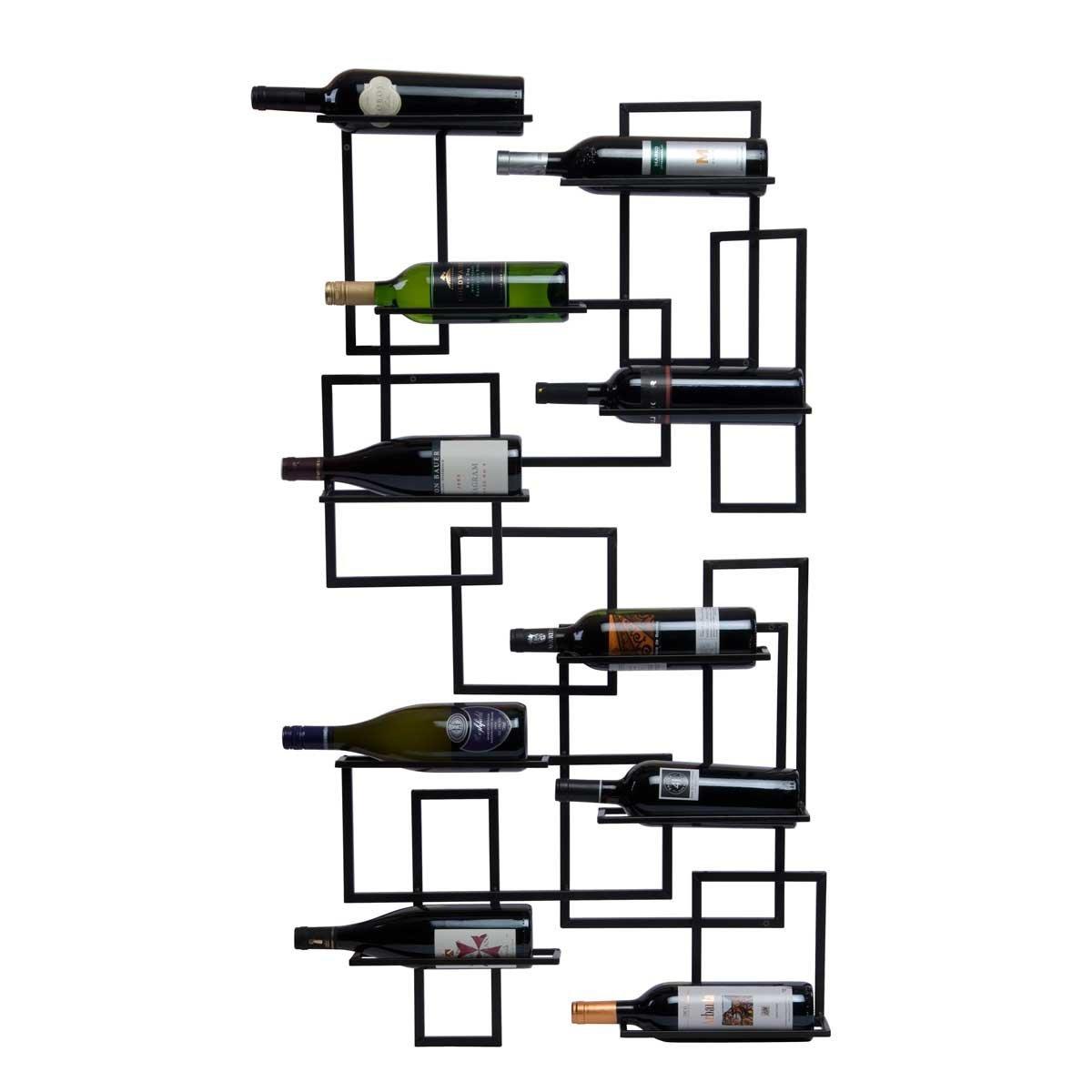Hanging Wall Wine Rack