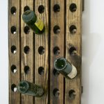 hanging wine glass racks