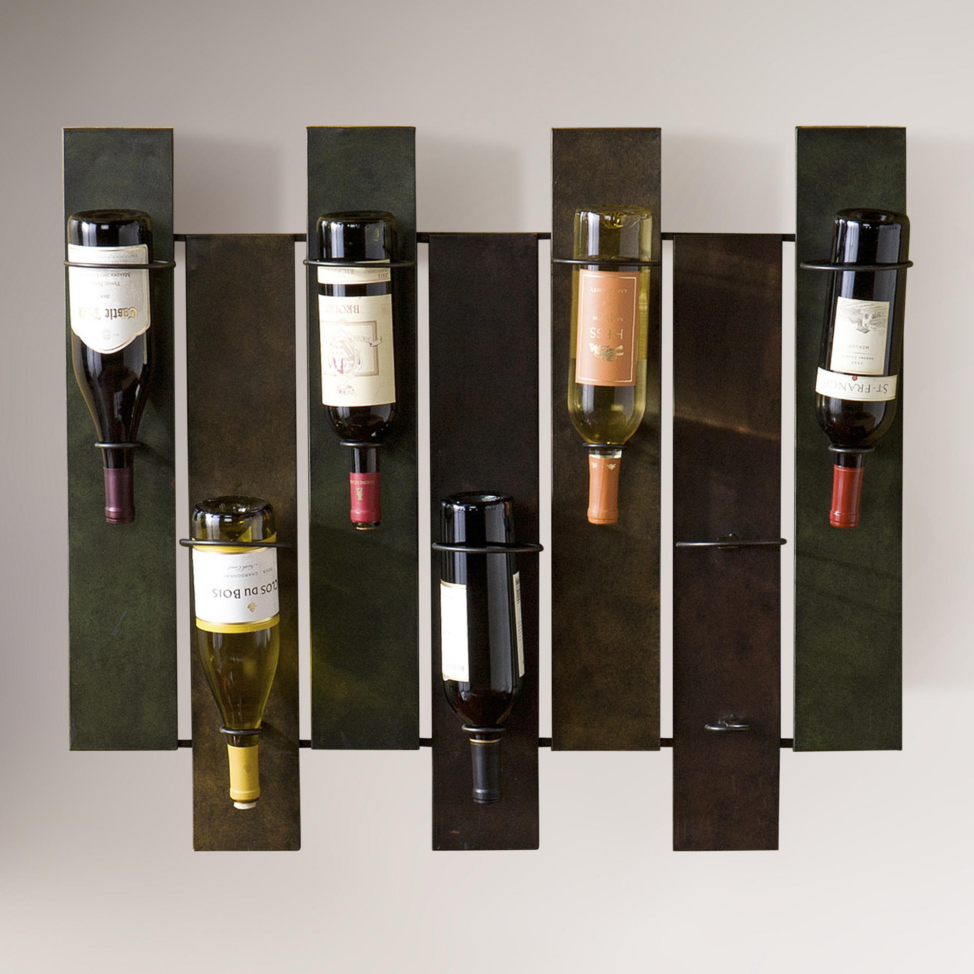 Hanging Wine Rack Designs & Trends