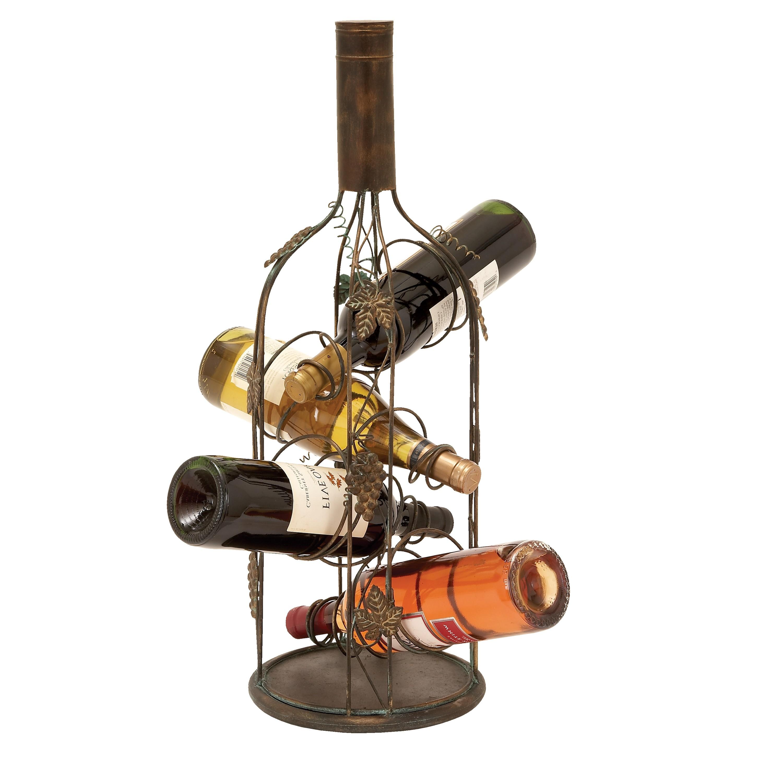Metal Wine Bottle Holders