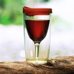 travel wine glasses