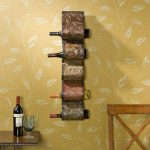 Wall Wine Bottle Rack