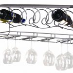 Wall Wine Rack Metal