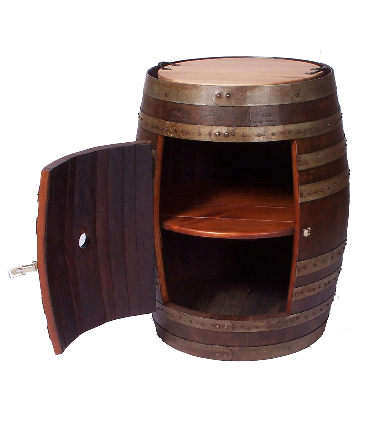 Wine Barrel Table For Sale
