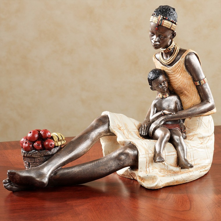 African accessories for the home