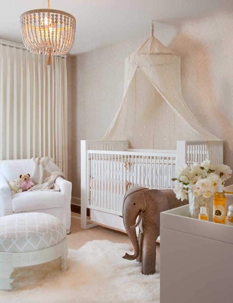 Baby Girl Nursery Themes