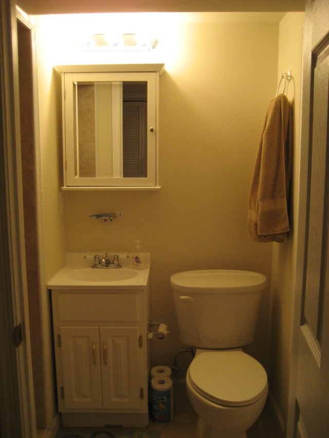 Basement bathrooms ideas
