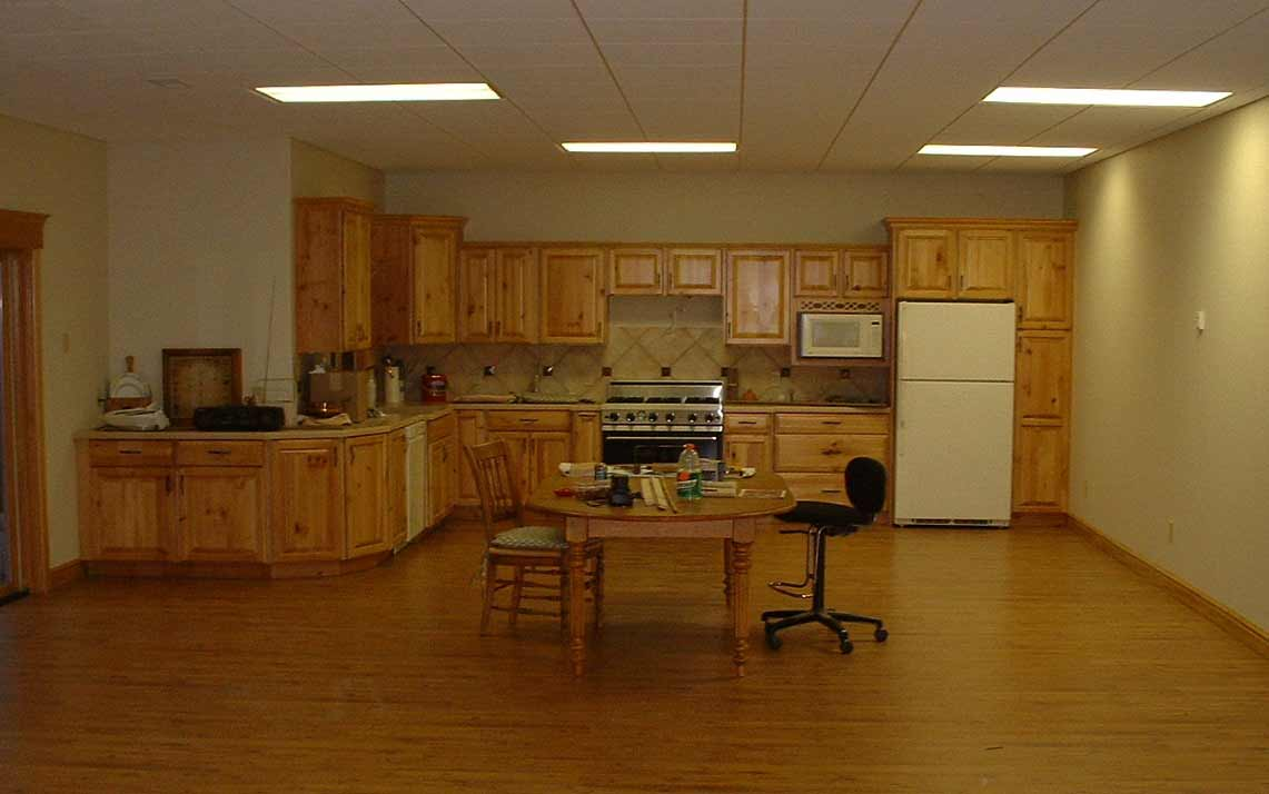 Basement ceiling lighting ideas