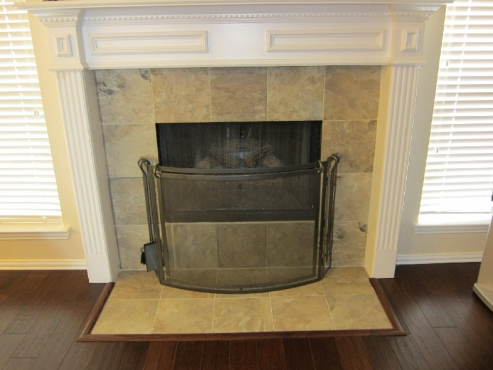 Great Fireplace Remodel Ideas for Your Old Fireplace