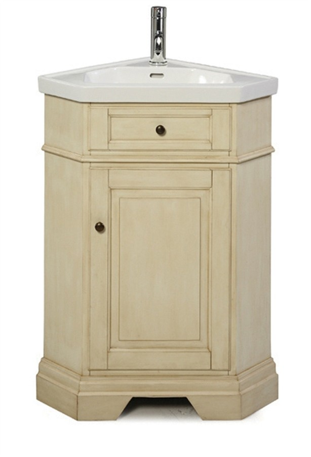 Bathroom vanities and sinks