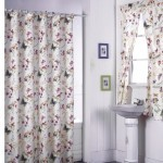 bathroom window curtains sets