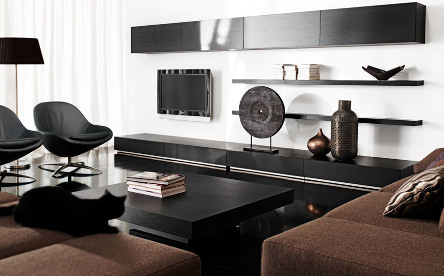 Black and White Home Décor Decorating Tips