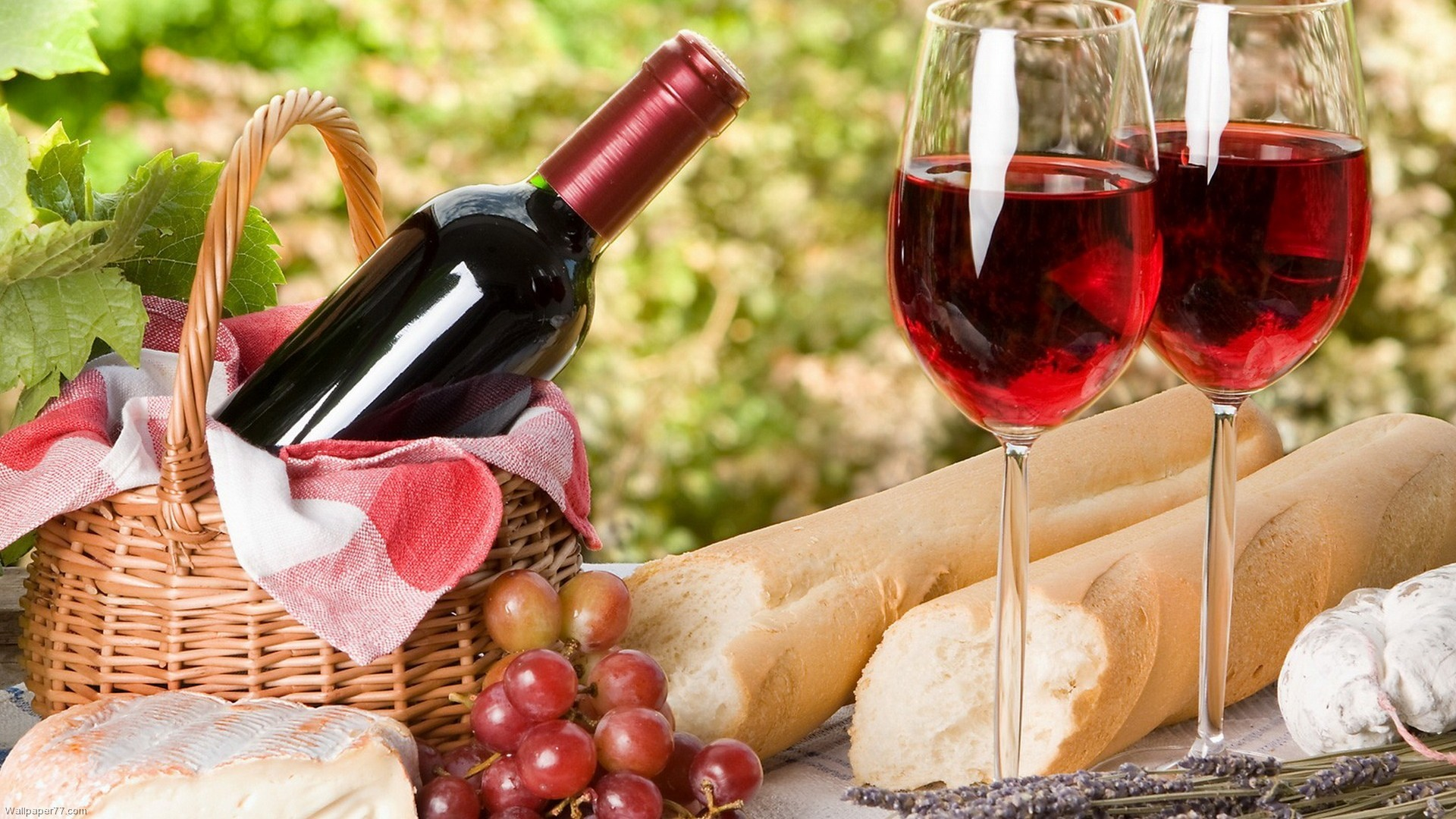 Bread And Wine Pictures