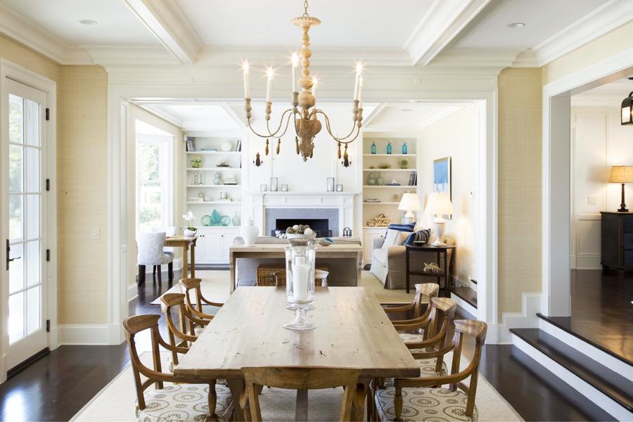 Coastal style home decorating ideas