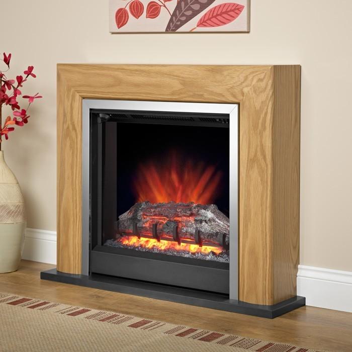 Contemporary fireplace screens