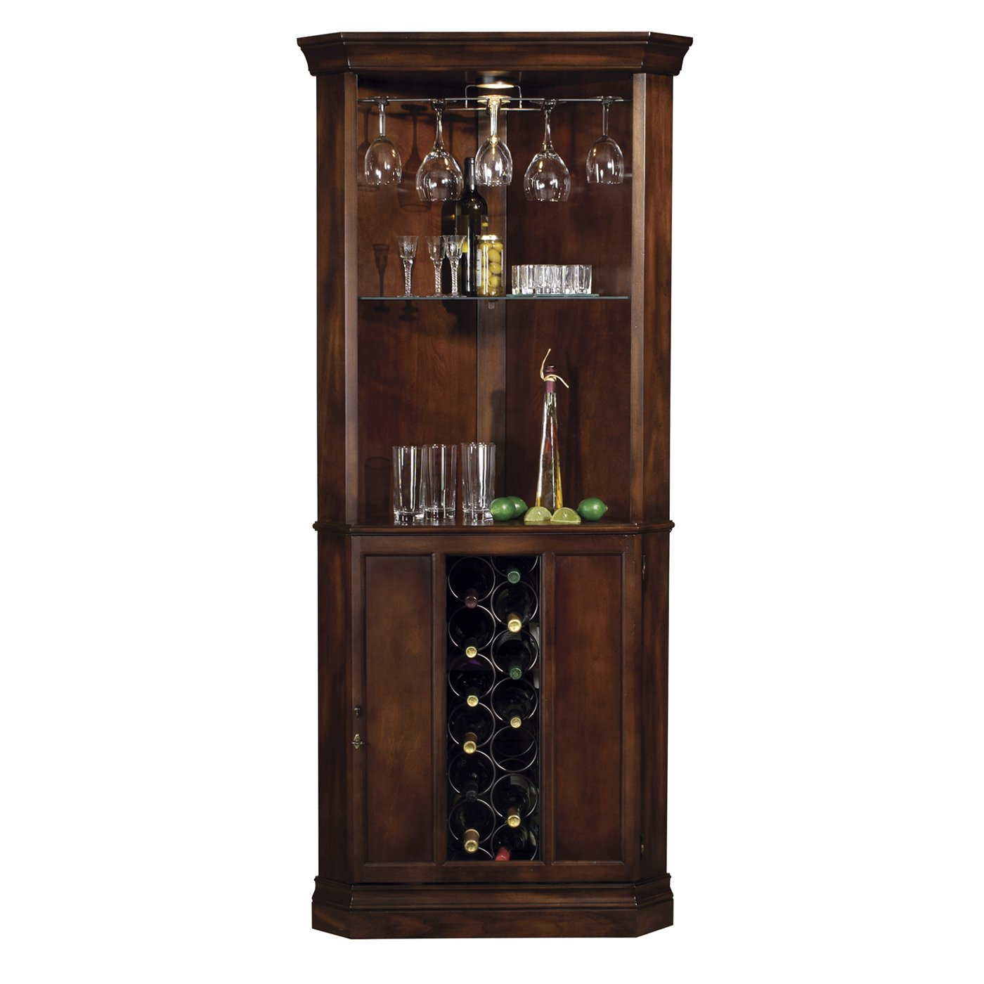 Corner Wine Rack Furniture