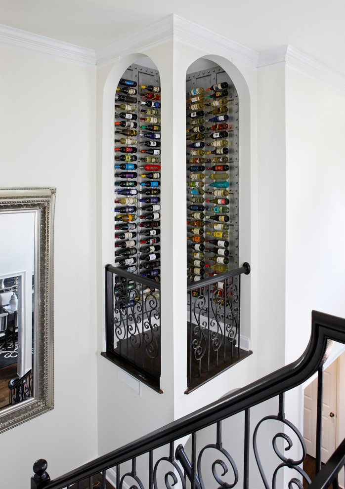 10 Ideas For A Corner Wine Rack