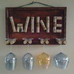 decorative wine glass ideas