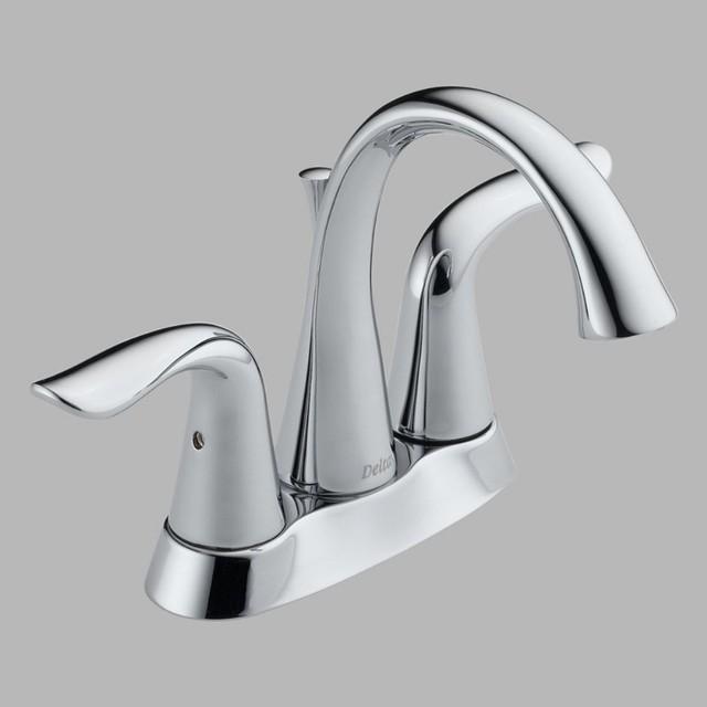 Delta bathroom sink faucet