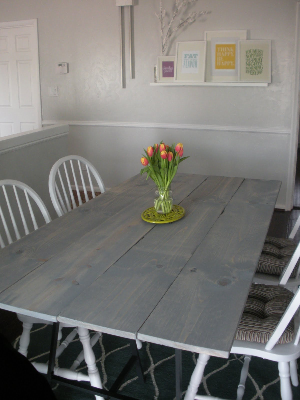 Dining room tables diy