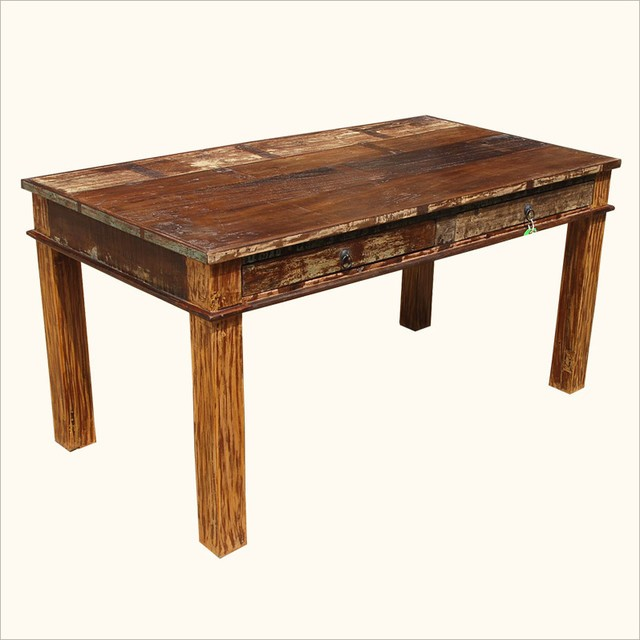 Dining room tables rustic