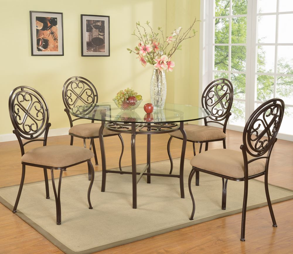 Decorating Round Dining Room Sets